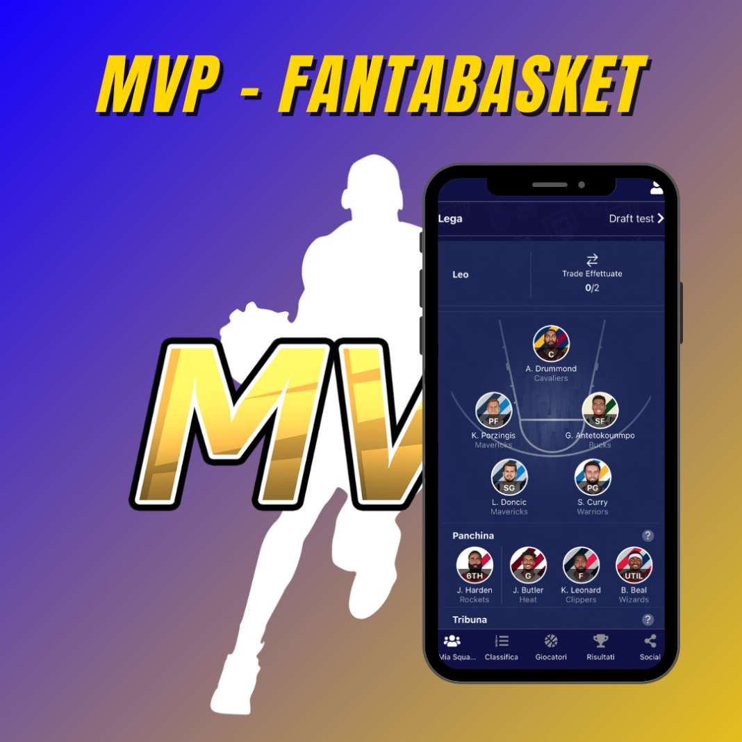 MVP - Fantabasket Nba